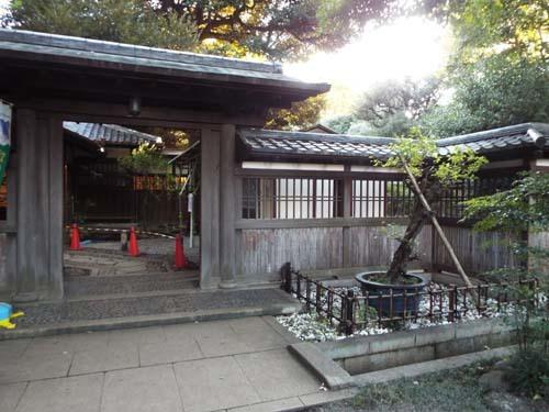 文化財ウィーク2 前田家本邸・和館・大円寺まで見たこと_f0211178_18395153.jpg
