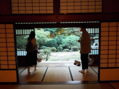 文化財ウィーク2 前田家本邸・和館・大円寺まで見たこと_f0211178_18400752.jpg