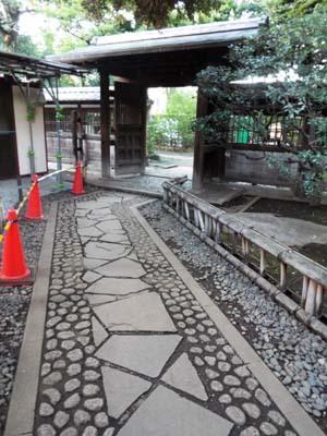文化財ウィーク2 前田家本邸・和館・大円寺まで見たこと_f0211178_18405964.jpg