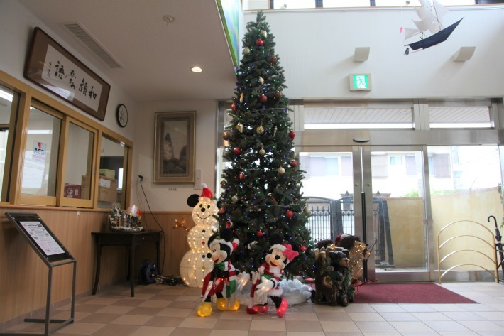クリスマスツリー登場_b0277979_15203295.jpg