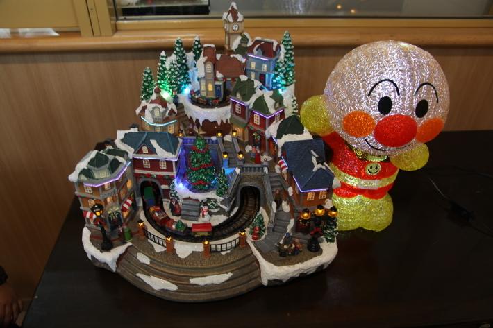 クリスマスツリー登場_b0277979_15413152.jpg
