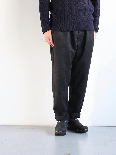 RANDT Studio Pant - Fake Wool_b0139281_16114735.jpg