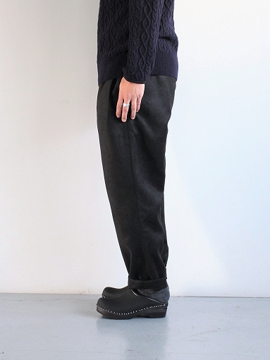 RANDT Studio Pant - Fake Wool_b0139281_16115935.jpg