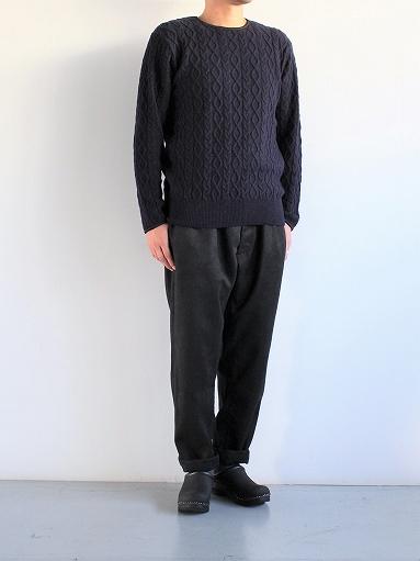 RANDT Studio Pant - Fake Wool_b0139281_1612348.jpg