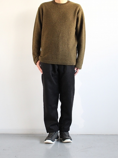 RANDT Studio Pant - Fake Wool_b0139281_16124641.jpg