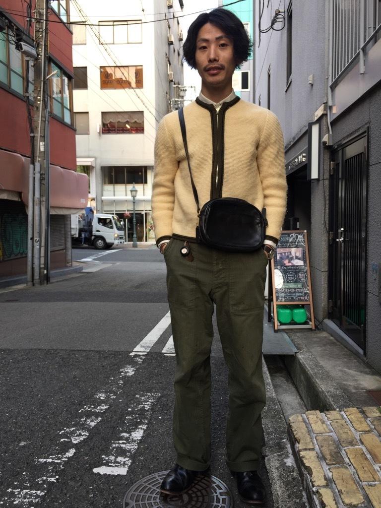 マグネッツ神戸店 11/30(土)Superior入荷! #2 Old COACH Leather Bag!!!_c0078587_16034362.jpg