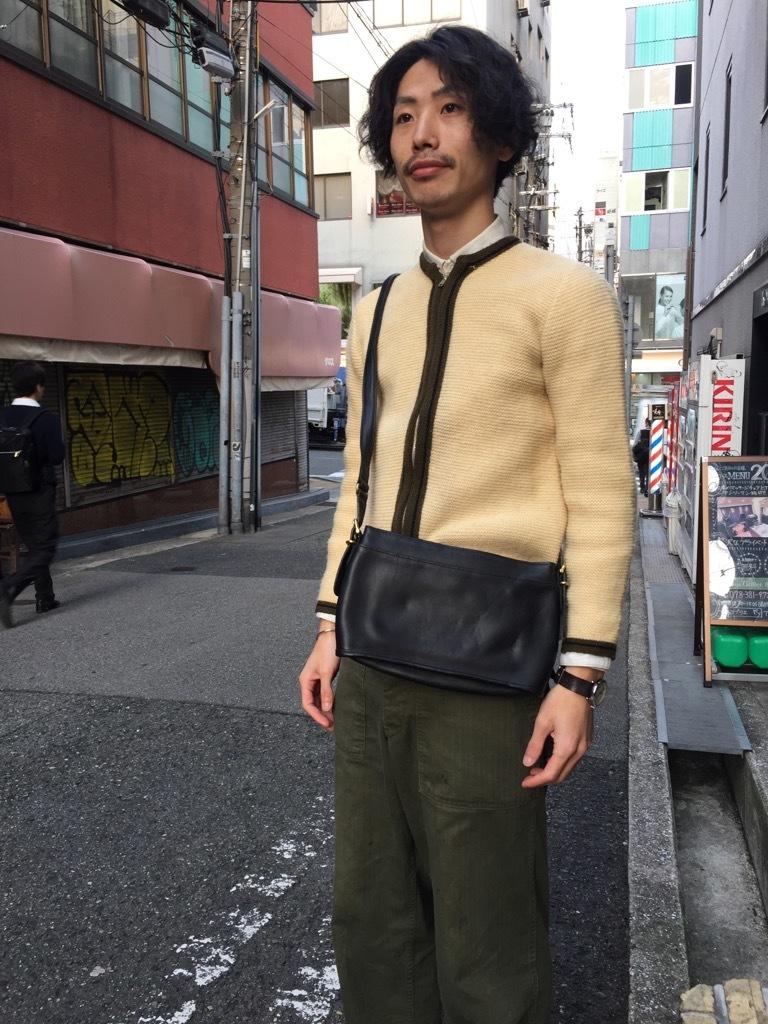 マグネッツ神戸店 11/30(土)Superior入荷! #2 Old COACH Leather Bag!!!_c0078587_16034372.jpg