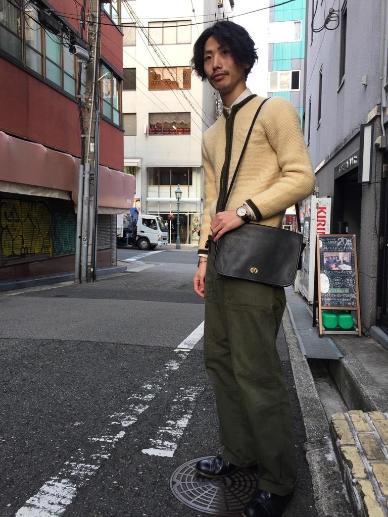 マグネッツ神戸店 11/30(土)Superior入荷! #2 Old COACH Leather Bag!!!_c0078587_16034374.jpg