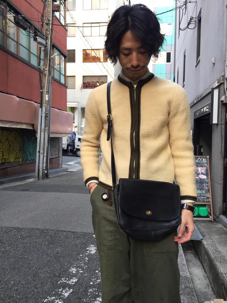 マグネッツ神戸店 11/30(土)Superior入荷! #2 Old COACH Leather Bag!!!_c0078587_16034433.jpg