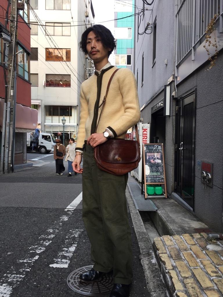 マグネッツ神戸店 11/30(土)Superior入荷! #2 Old COACH Leather Bag!!!_c0078587_16034446.jpg