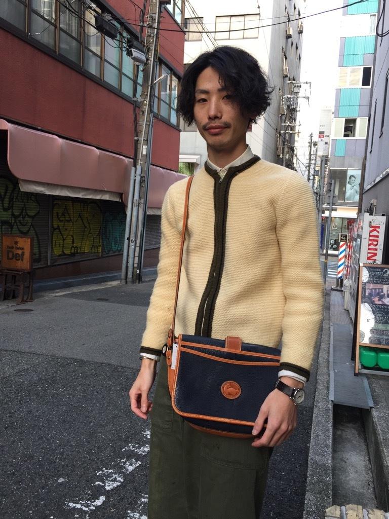 マグネッツ神戸店 11/30(土)Superior入荷! #2 Old COACH Leather Bag!!!_c0078587_16034496.jpg