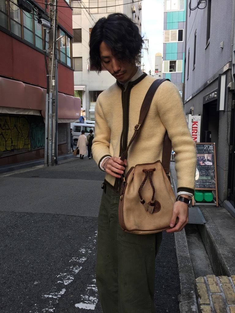 マグネッツ神戸店 11/30(土)Superior入荷! #2 Old COACH Leather Bag!!!_c0078587_16034498.jpg