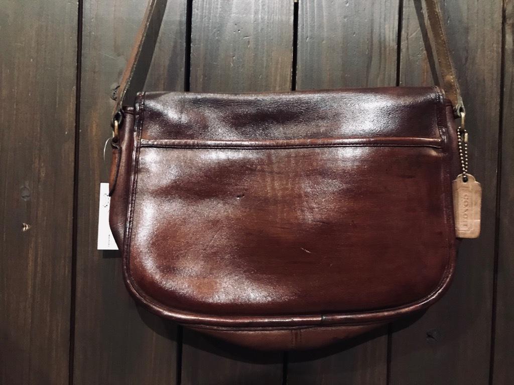 マグネッツ神戸店 11/30(土)Superior入荷! #2 Old COACH Leather Bag!!!_c0078587_16072220.jpg