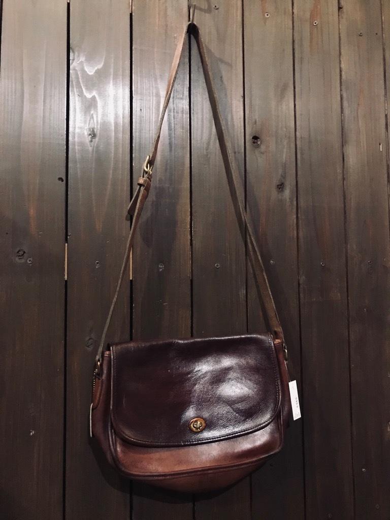マグネッツ神戸店 11/30(土)Superior入荷! #2 Old COACH Leather Bag!!!_c0078587_16072223.jpg