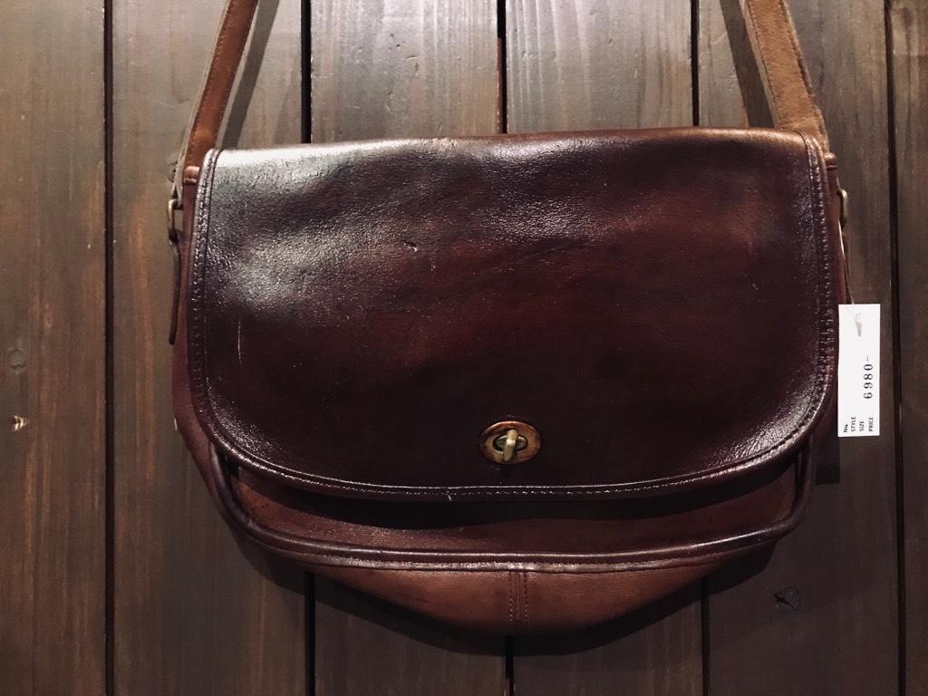 マグネッツ神戸店 11/30(土)Superior入荷! #2 Old COACH Leather Bag!!!_c0078587_16072285.jpg