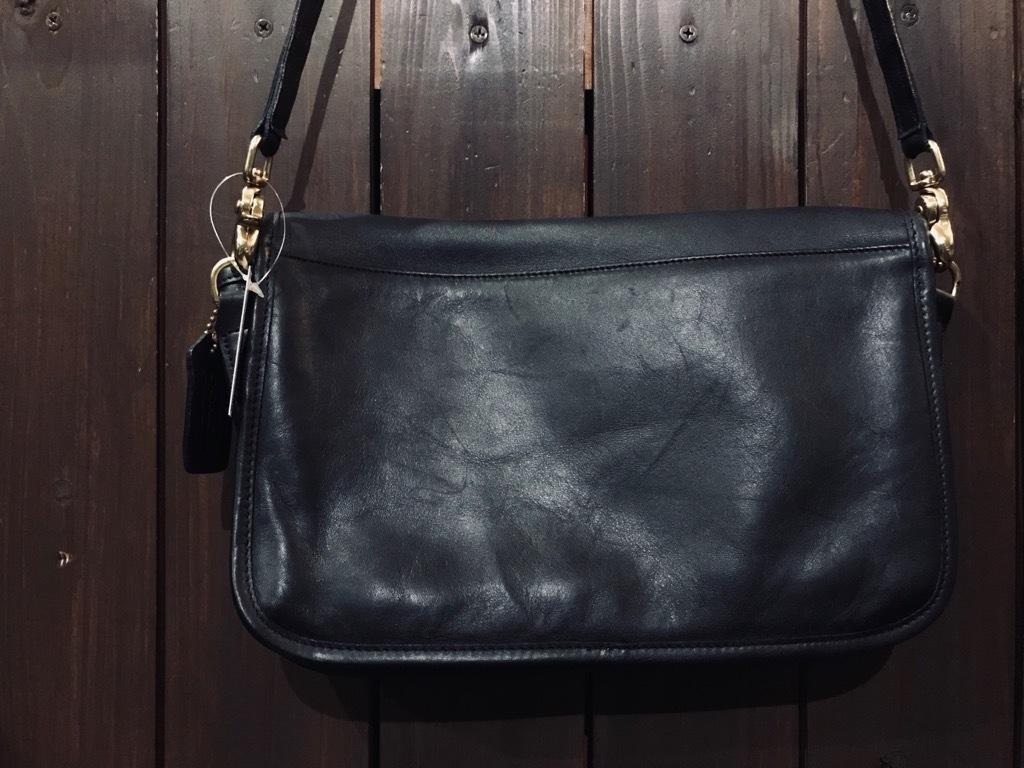 マグネッツ神戸店 11/30(土)Superior入荷! #2 Old COACH Leather Bag!!!_c0078587_16074110.jpg