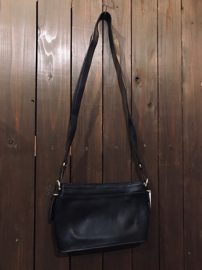 マグネッツ神戸店 11/30(土)Superior入荷! #2 Old COACH Leather Bag!!!_c0078587_16081180.jpg