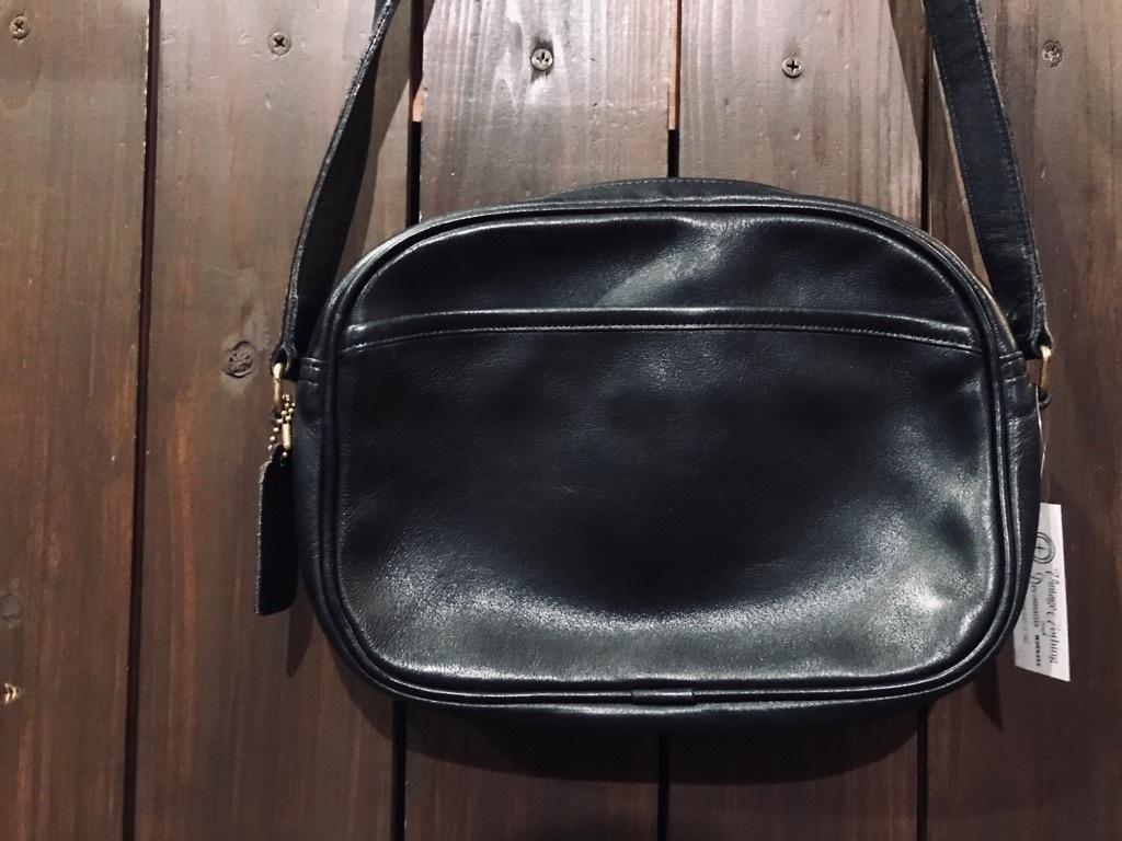 マグネッツ神戸店 11/30(土)Superior入荷! #2 Old COACH Leather Bag!!!_c0078587_16092068.jpg