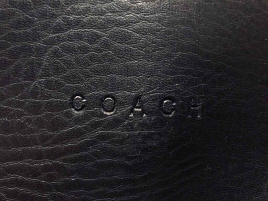 マグネッツ神戸店 11/30(土)Superior入荷! #2 Old COACH Leather Bag!!!_c0078587_22181002.jpg