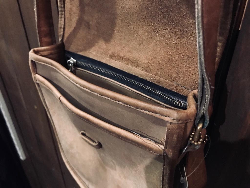 マグネッツ神戸店 11/30(土)Superior入荷! #2 Old COACH Leather Bag!!!_c0078587_22184909.jpg