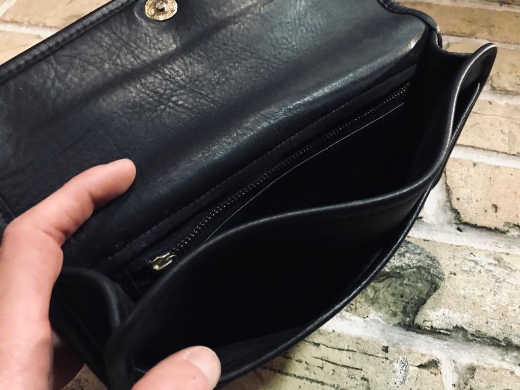 マグネッツ神戸店 11/30(土)Superior入荷! #2 Old COACH Leather Bag!!!_c0078587_22192524.jpg