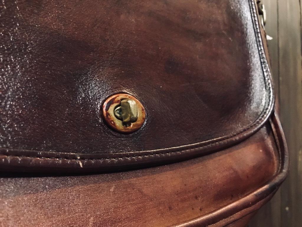 マグネッツ神戸店 11/30(土)Superior入荷! #2 Old COACH Leather Bag!!!_c0078587_22211270.jpg