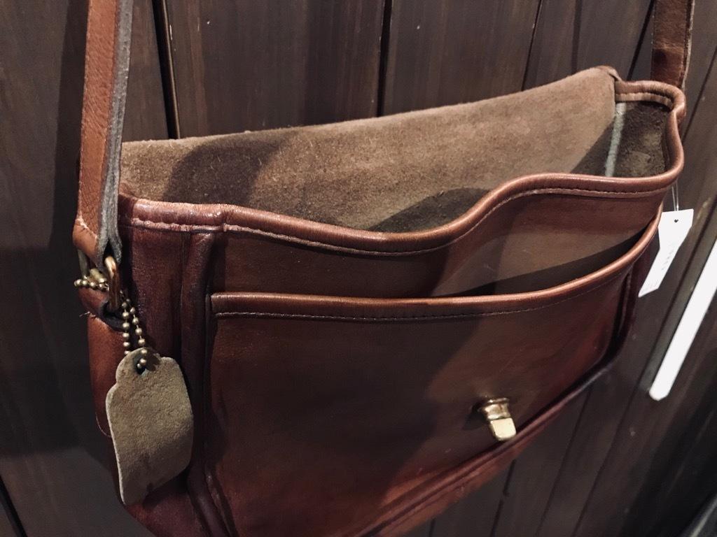 マグネッツ神戸店 11/30(土)Superior入荷! #2 Old COACH Leather Bag!!!_c0078587_22211289.jpg