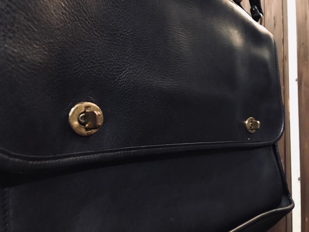 マグネッツ神戸店 11/30(土)Superior入荷! #2 Old COACH Leather Bag!!!_c0078587_22214806.jpg