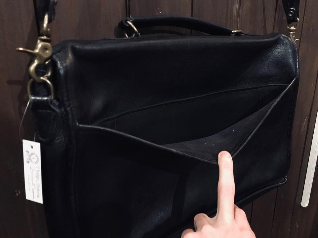 マグネッツ神戸店 11/30(土)Superior入荷! #2 Old COACH Leather Bag!!!_c0078587_22214919.jpg