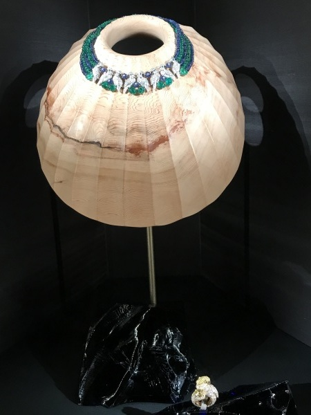 国立新美術館へカルティエ、時の結晶_e0397389_14141200.jpeg