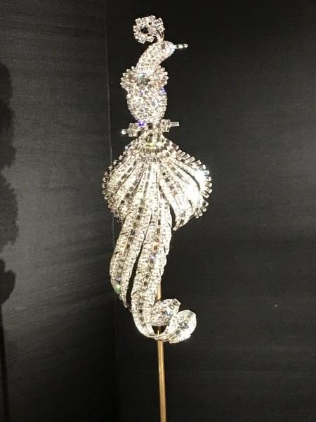 国立新美術館へカルティエ、時の結晶_e0397389_14143411.jpeg