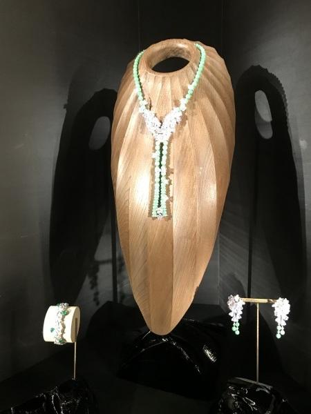 国立新美術館へカルティエ、時の結晶_e0397389_14160733.jpeg