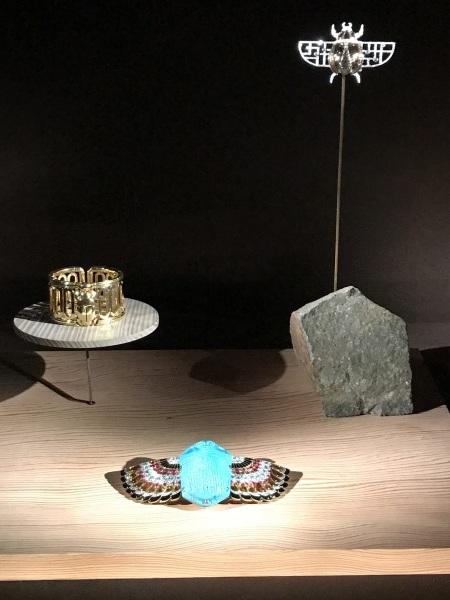 国立新美術館へカルティエ、時の結晶_e0397389_15313971.jpeg