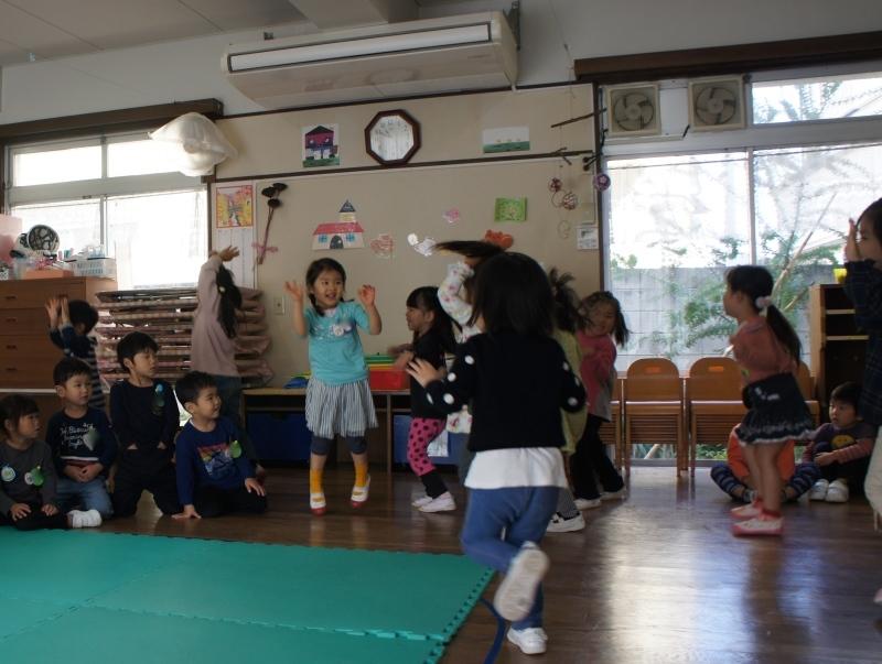年少組〜学年合同劇遊び〜_f0356892_19304706.jpg