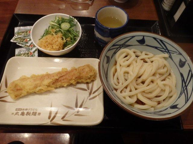 丸亀製麺       伊丹南店_c0118393_18164019.jpg