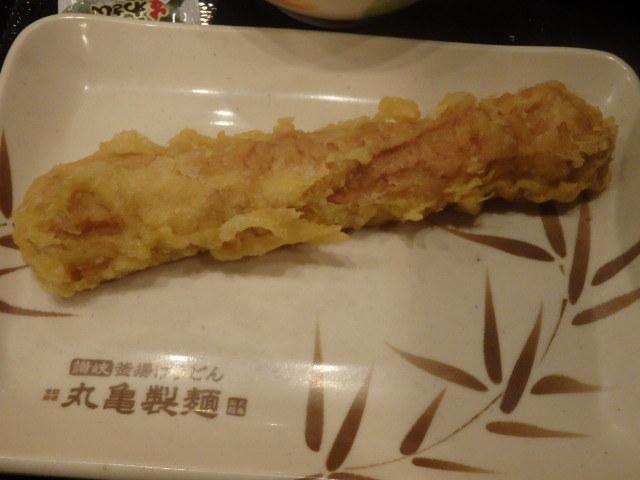 丸亀製麺       伊丹南店_c0118393_18170549.jpg
