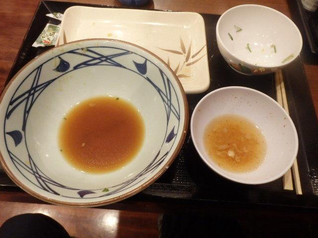 丸亀製麺       伊丹南店_c0118393_18390319.jpg