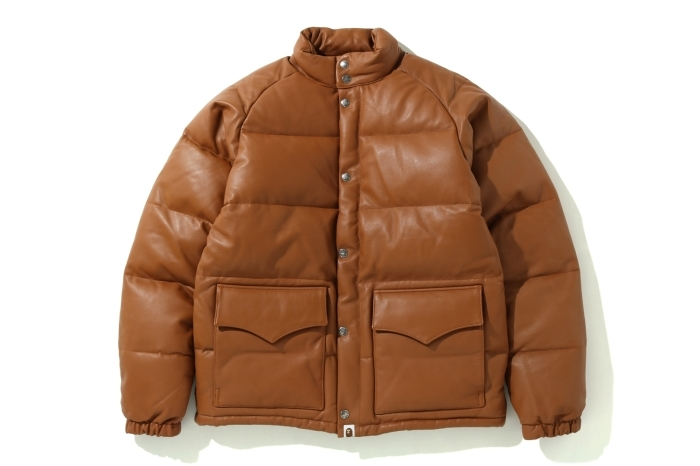 LEATHER CLASSIC DOWN JACKET_a0174495_12360184.jpg