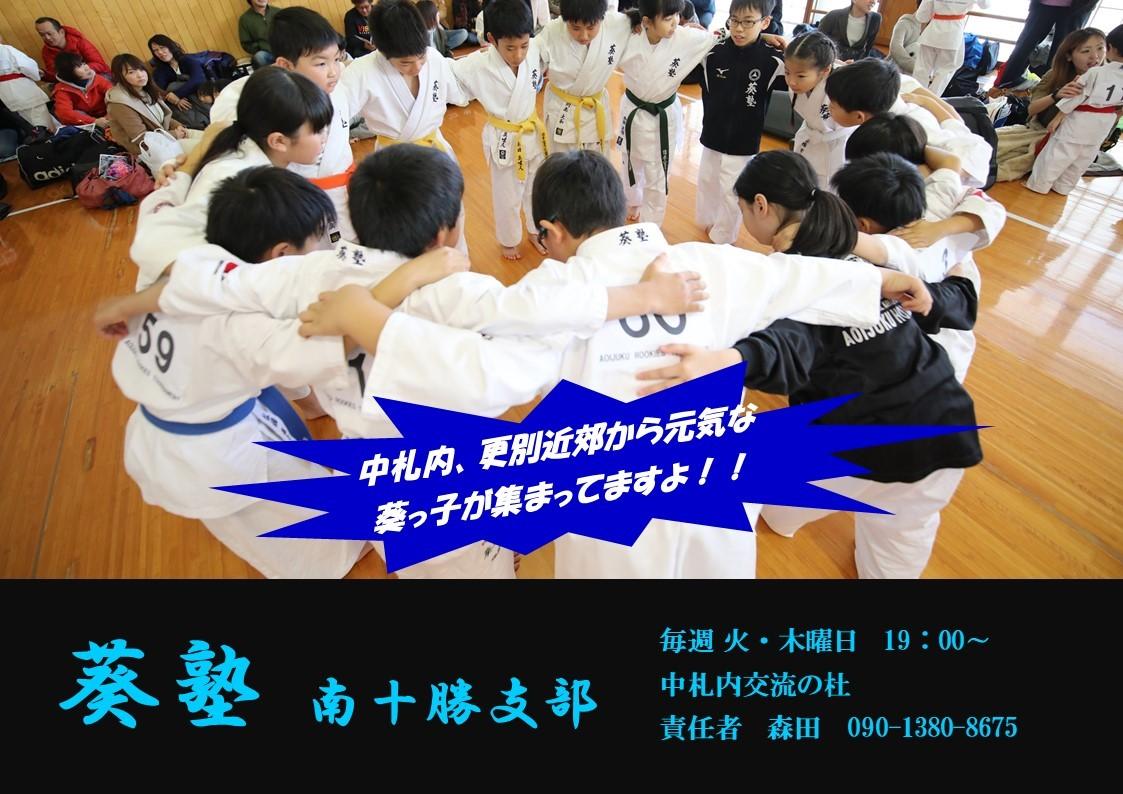 IKA国際空手協会 葵塾  道場紹介_b0324403_22513935.jpg
