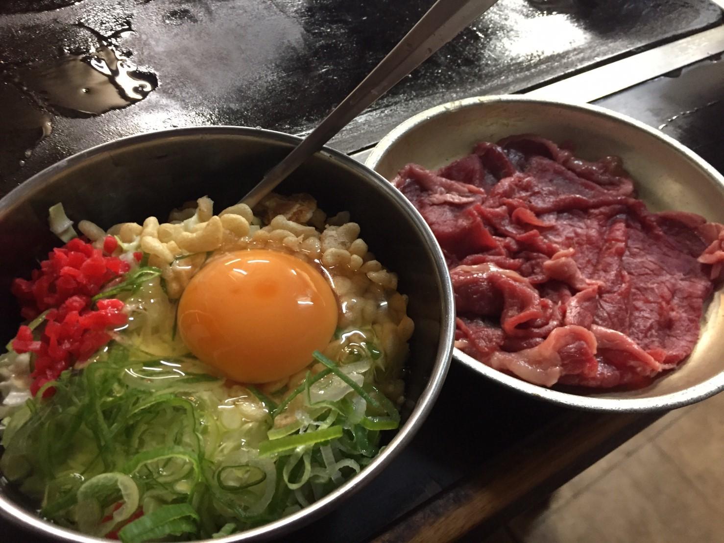 お好み焼き お多福  肉玉&ミックス_e0115904_18213886.jpg