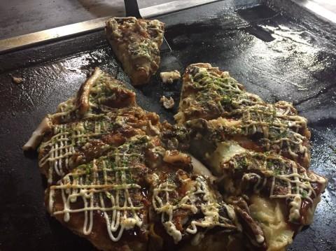 お好み焼き お多福  肉玉&ミックス_e0115904_20141082.jpg