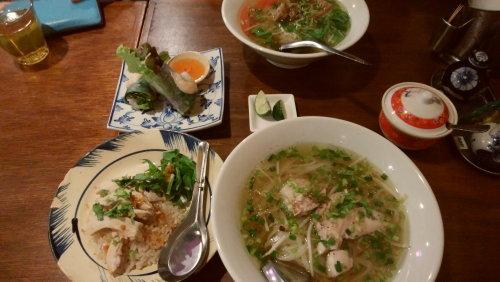 お友達のOさんとベトナム料理ランチ@中野_b0254207_21163213.jpg