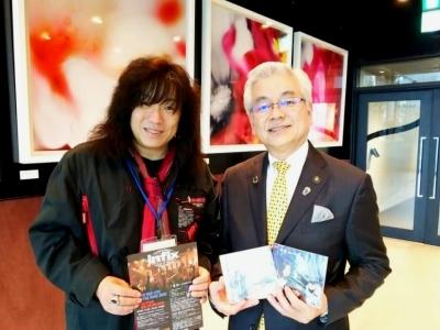 本日、東京にて 中尾大牟田市長にお会いして来ました(^-^)ゞ_b0183113_13354368.jpg