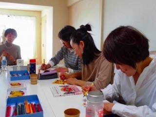 マンダラぬりえでカラーセラピー 名古屋講座 レポ_c0200917_00061133.jpg