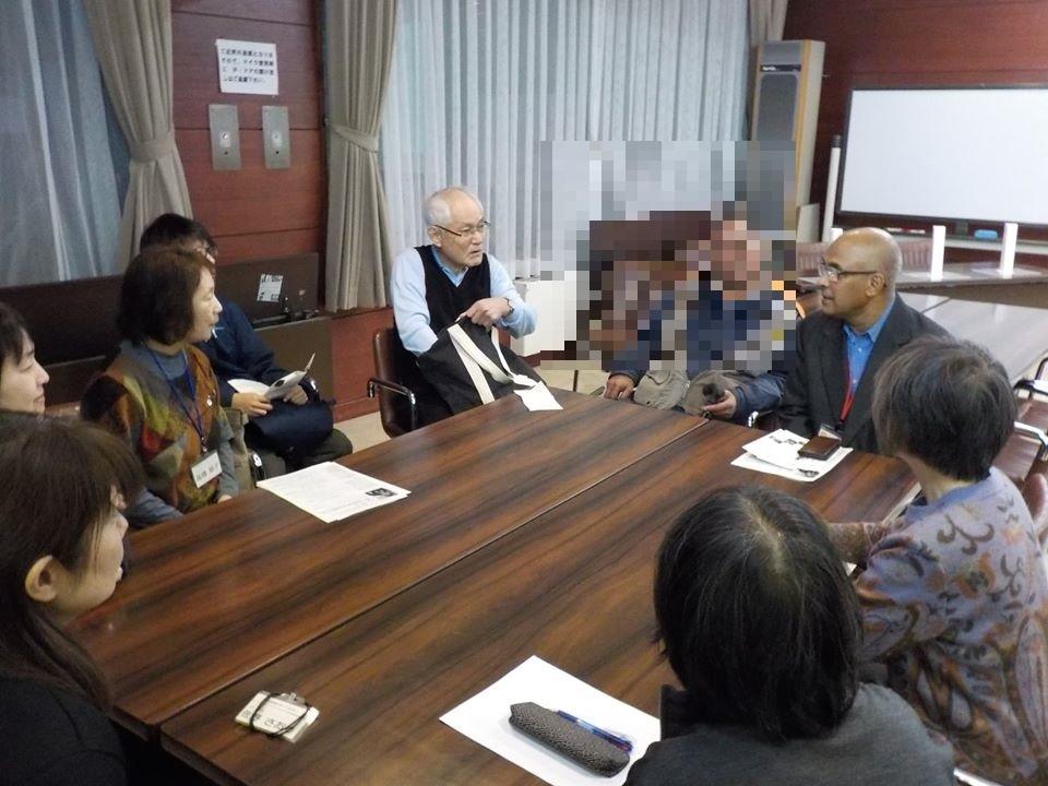 2019年11月26日(火)特別講義&交流会 運営会議_f0202120_10230564.jpg