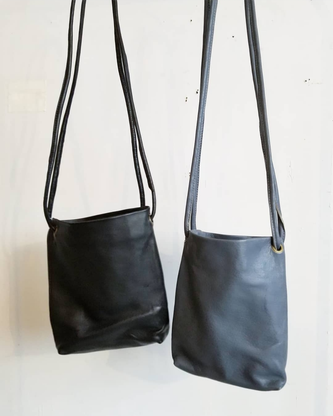 STRING BAG と SHOULDER BAG  _f0120026_17555714.jpg