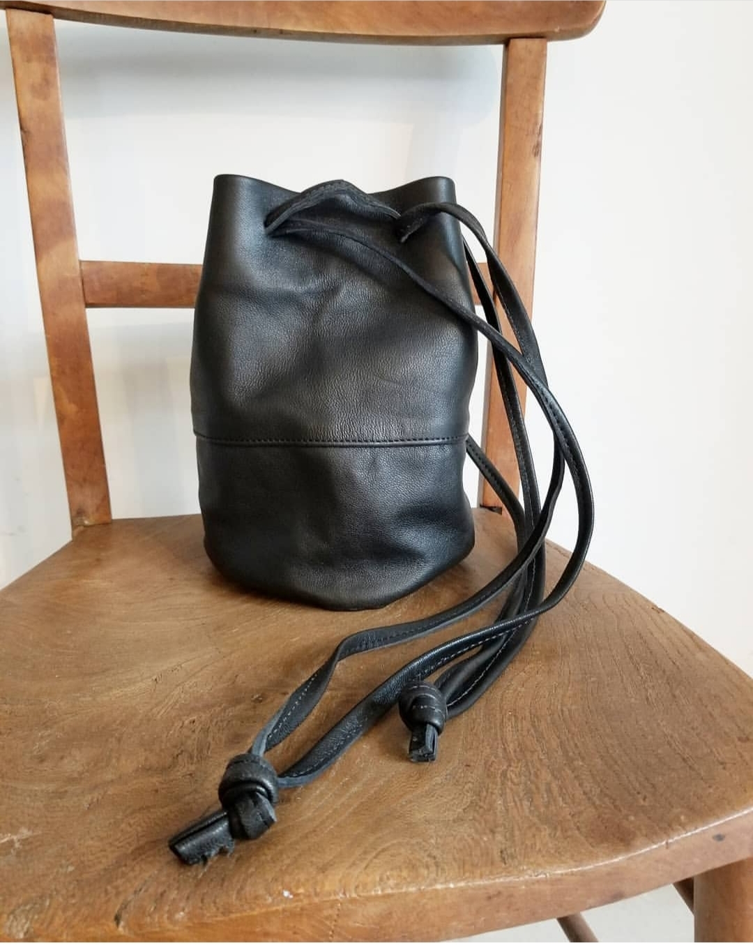 STRING BAG と SHOULDER BAG  _f0120026_17555770.jpg