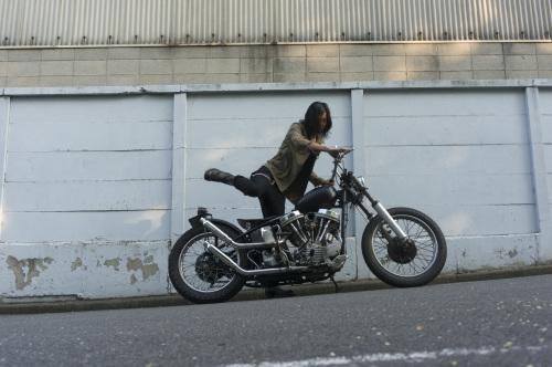 伊東 雄太 & Harley-Davidson 48FL(2019.08.04/TOKYO)_f0203027_14584897.jpg