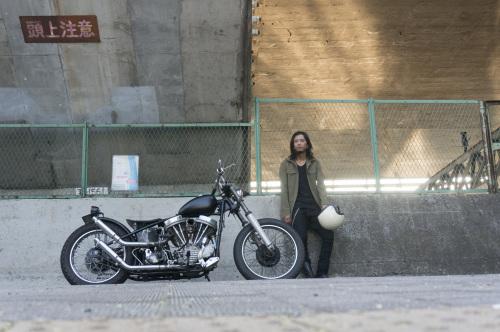伊東 雄太 & Harley-Davidson 48FL(2019.08.04/TOKYO)_f0203027_15000729.jpg