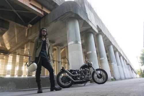 伊東 雄太 & Harley-Davidson 48FL(2019.08.04/TOKYO)_f0203027_15011762.jpg